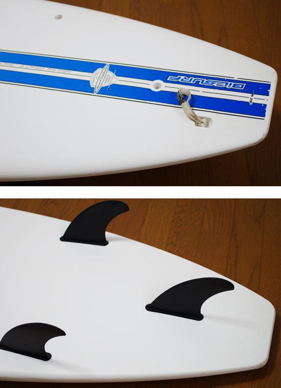 BIC SURF 中古ファンボード7`9 fin/tail bno9629856d