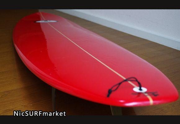 USB (UESUGI SURFBOARDS) 中古ファンボード7`3 bno9629857im1