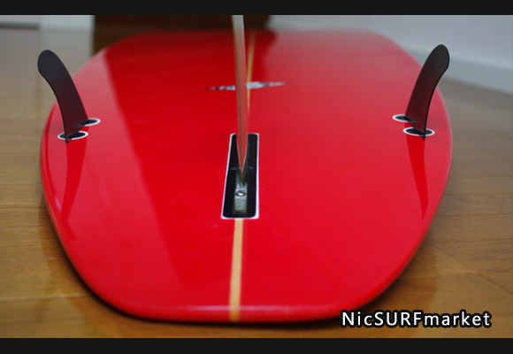 USB (UESUGI SURFBOARDS) 中古ファンボード7`3 bottom-design bno9629857im2