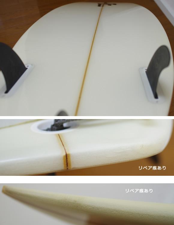 JC HAWAII RG4 中古ショートボード 5`11 condition/repair bno9629860e