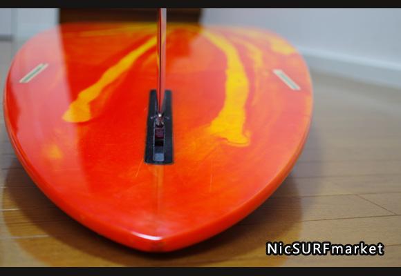 K-SHAPE 中古ロングボード 9`01 bottom-design bno9629864im2