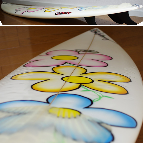 Billabong DARCY BJ-B6 中古ショートボード 6`4 deck-condition bno9629875c