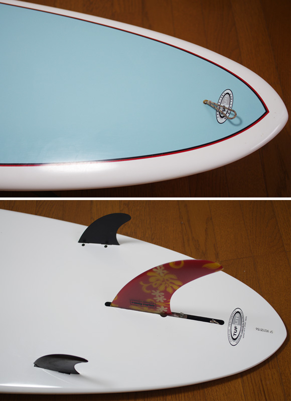 HDP ドナルド・タカヤマ 中古ロングボード DT4 9`0 fin/tail bno9629883d