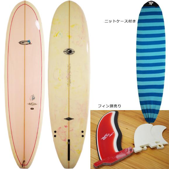 LEiLANi 中古ファンボード7`2 deck/bottom bno96291000a