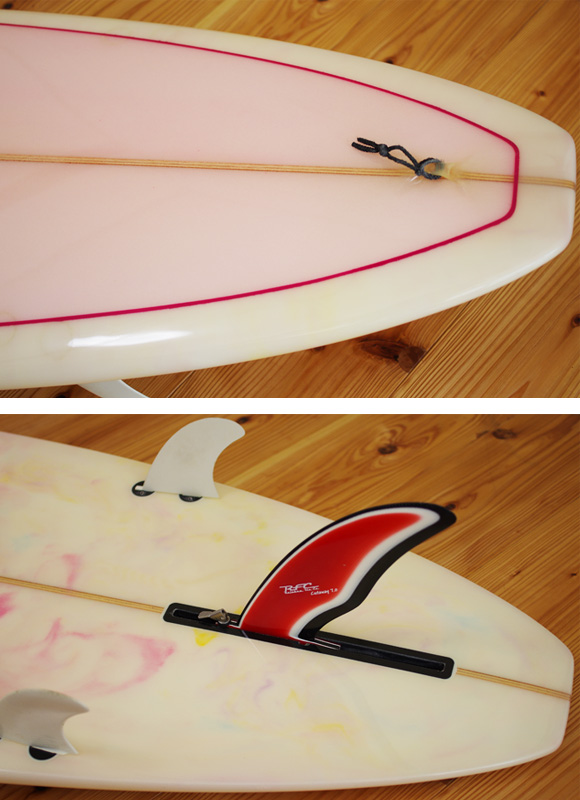 LEiLANi 中古ファンボード7`2 fin/tail bno96291000d