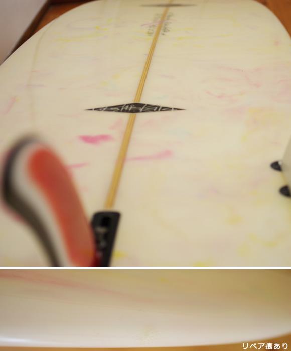 LEiLANi 中古ファンボード7`2 condition/repair bno96291000e