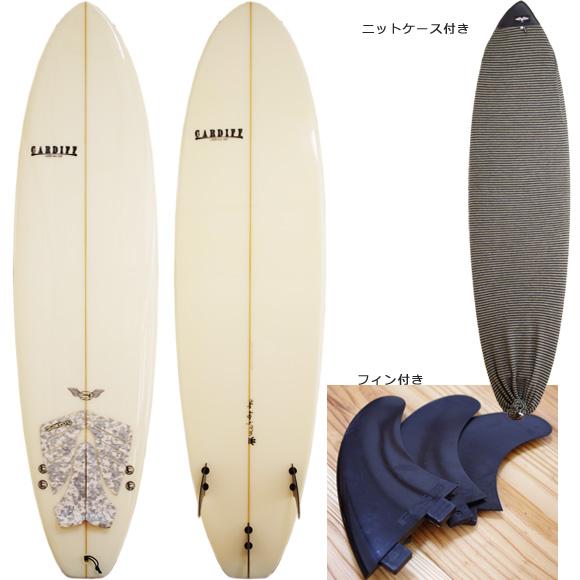 CARDIFF ファンボード6`7 deck/bottom bno96291003a