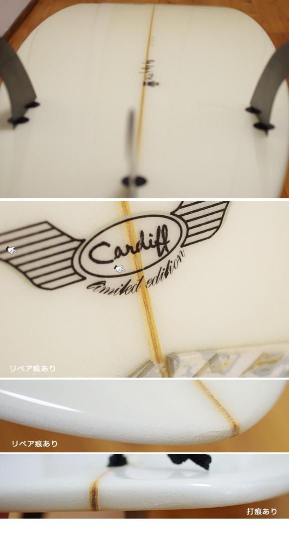 CARDIFF ファンボード6`7 codition/repair bno96291003e