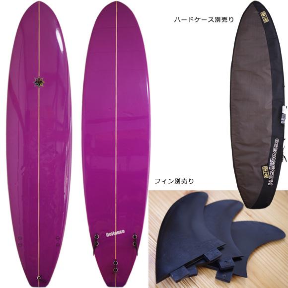 Defiance 中古ファンボード7`6 deck/bottom bno96291007a