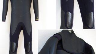 BILLABONG 中古ウェットスーツ The Solution 5/3mm セミドライ bno9629907a