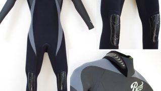 BEWET 中古ウェットスーツ 3/2mm フルスーツ ANGELIX bno9629914a