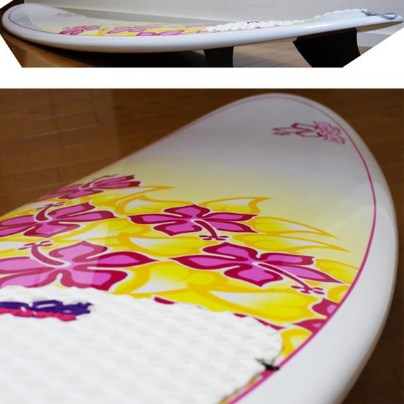 NSP Surfbetty 中古ファンボード7`6 deck-condition bno9629933c