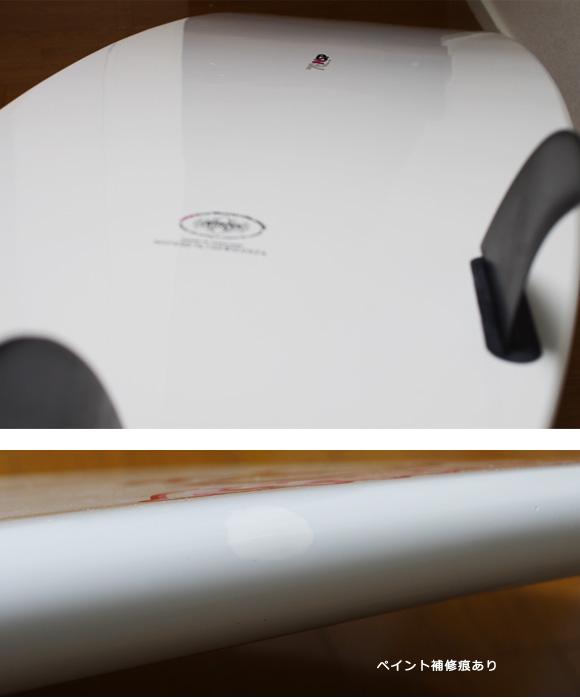NSP Surfbetty 中古ファンボード7`6 condition bno9629933e