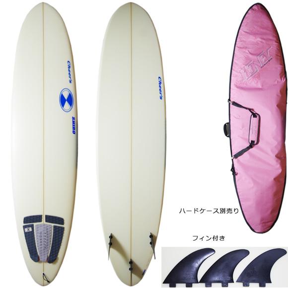 cheer's 中古ファンボード 7`2 deck/bottom bno9629934a