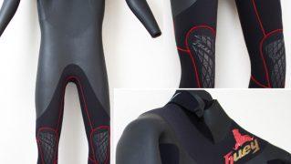 huey 中古ウェットスーツ 5/3mm セミドライ bno9629940a
