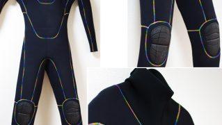 brax 中古ウェットスーツ 5/3mm セミドライ bno9629947a