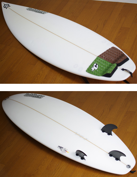 Dahlberg Sabre 中古ショートボード 6`2 deck/bottom-condition bno9629952b