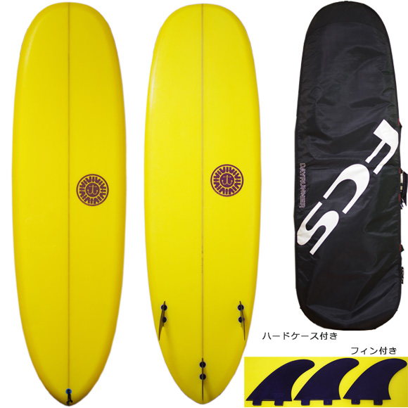 CAPTAIN 中古ミニロング6`3 deck/bottom bno9629960a