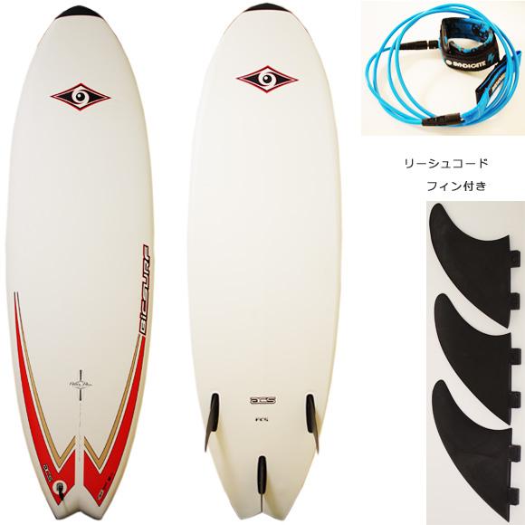 BIC SURF 古ショートボード 5`10 deck/bottom bno9629962a