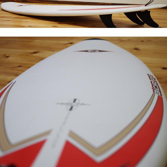 BIC SURF 古ショートボード 5`10 deck-condition bno9629962c