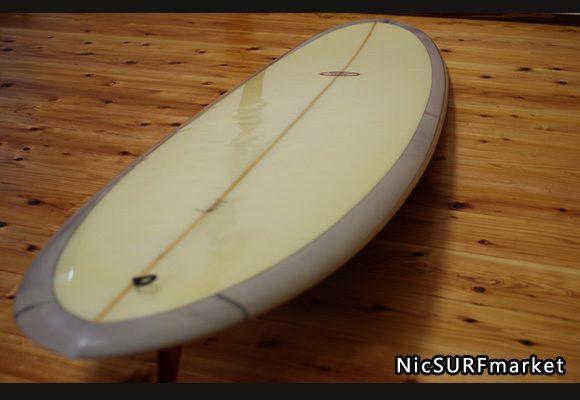 VELZY SURFBOARDS 中古ファンボード7`6 bno9629964im1