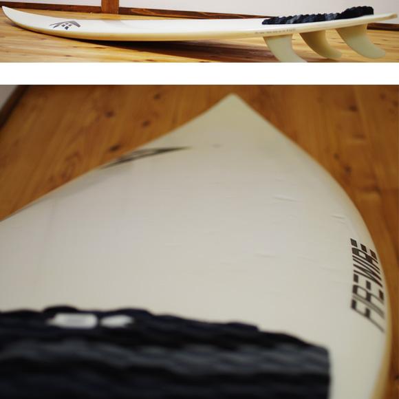 FIREWIRE FLEXFIRE(JAPAN) 中古ショートボード 6`0 deck-condition bno9629965c