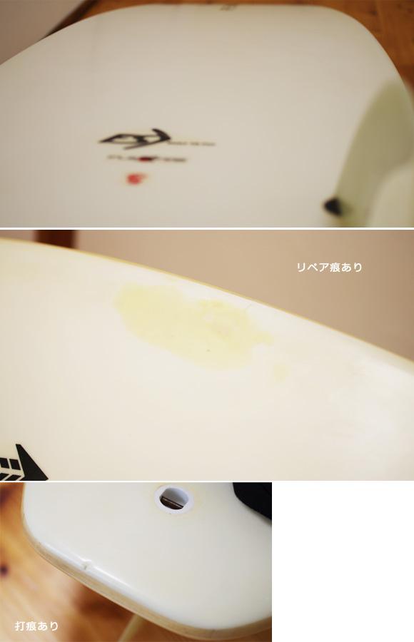 FIREWIRE FLEXFIRE(JAPAN) 中古ショートボード 6`0 condition bno9629965e