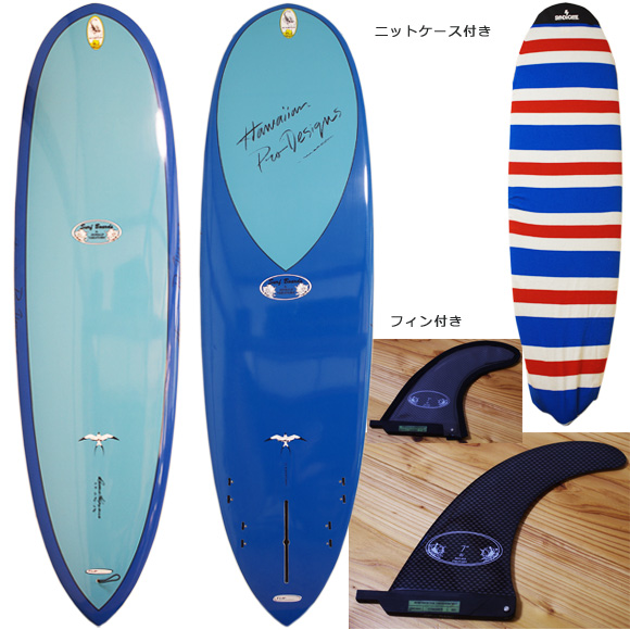 HPD DONALD TAKAYAMA SCORPION 6`8 deck/bottom bno9629978a