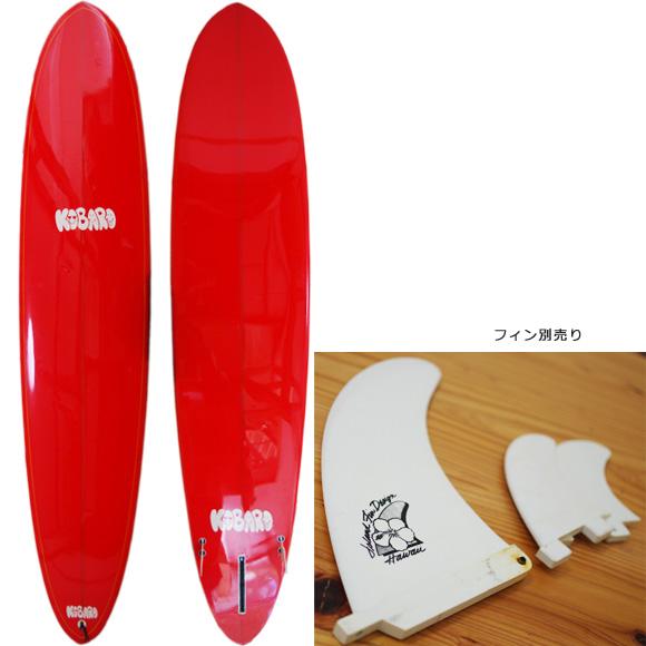 KOBARO 中古ロングボード 9`0 deck/bottom bno9629982a
