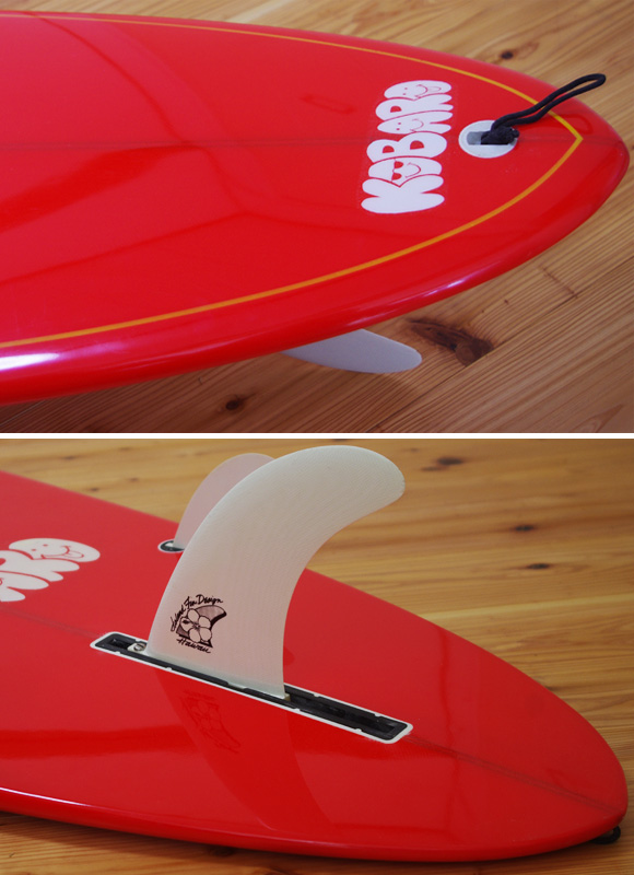 KOBARO 中古ロングボード 9`0 fin/tail bno9629982d