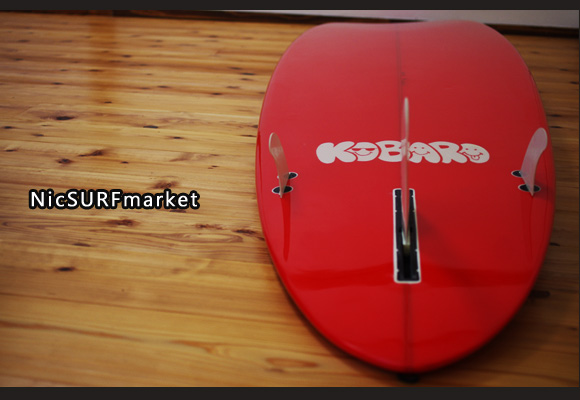 KOBARO 中古ロングボード 9`0 bottom-design bno9629982im2