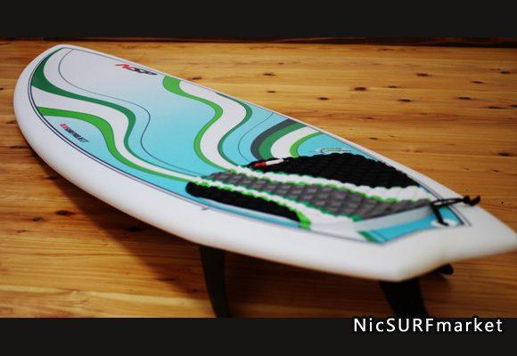 NSP Fish 中古ショートボード 6`0 bno9629984im1