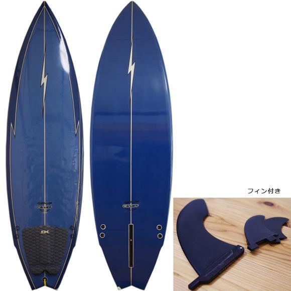 CARDIFF 中古ファンボード6`6 deck/bottom bno9629985a