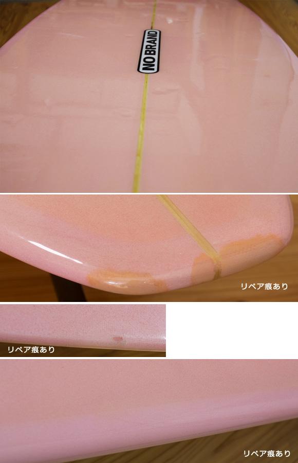 NO BRAND 中古ロングボード 9`1 condition/repair bno9629989e
