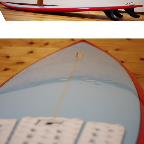 Shore 中古ショートボード 6`4 deck-condition bno9629990c