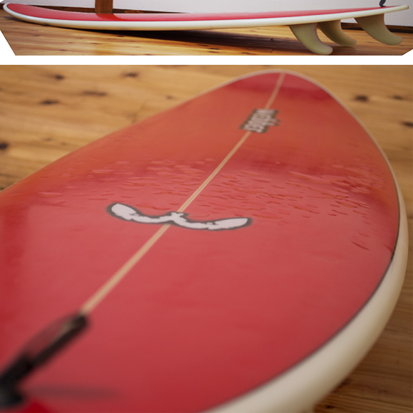 Webber 中古ファンボード 6`6 deck-condition bno9629991c