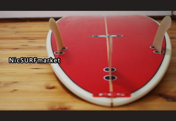 Webber 中古ファンボード 6`6 bottom-design bno9629991im2