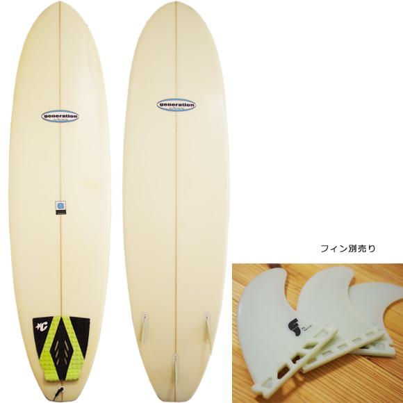 generation 中古ファンボード 6`8 deck/bottom bno9629994a