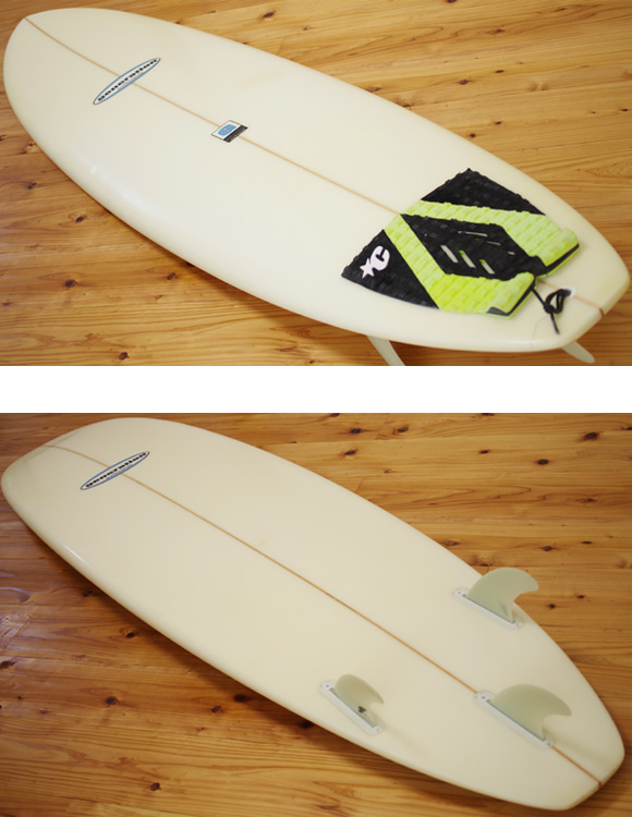 generation 中古ファンボード 6`8 deck/bottom-detail bno9629994b