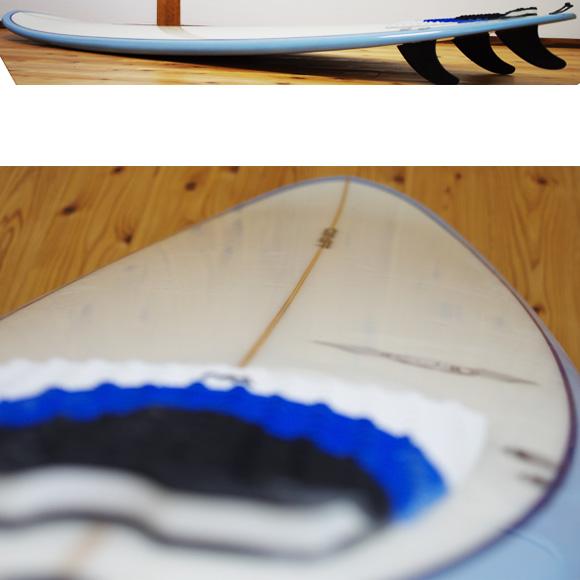 CARDIFF 中古ファンボード 7`6 deck-condition bno9629996c