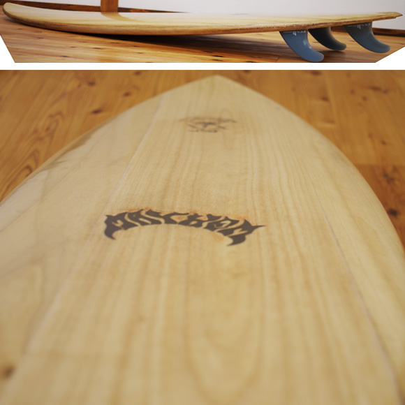 FIREWIRE RNF TIMBER TEK 中古ショートボード 6`0 deck-condition bno9629998c