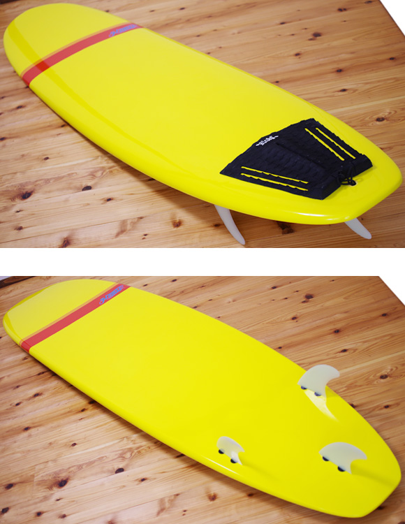 HOMIE 中古ファンボード7`6 deck/bottom-detail bno96291011b