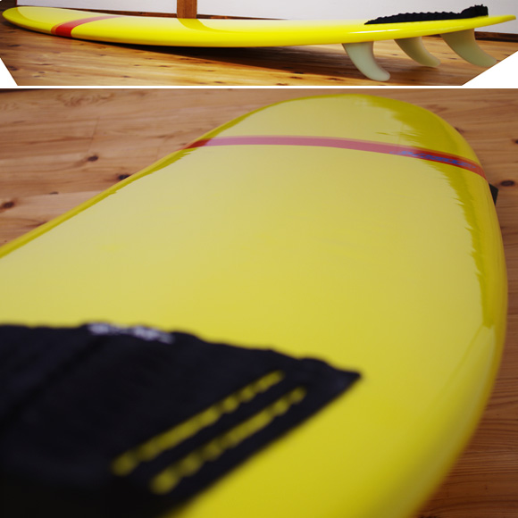 HOMIE 中古ファンボード7`6 deck-condition bno96291011c