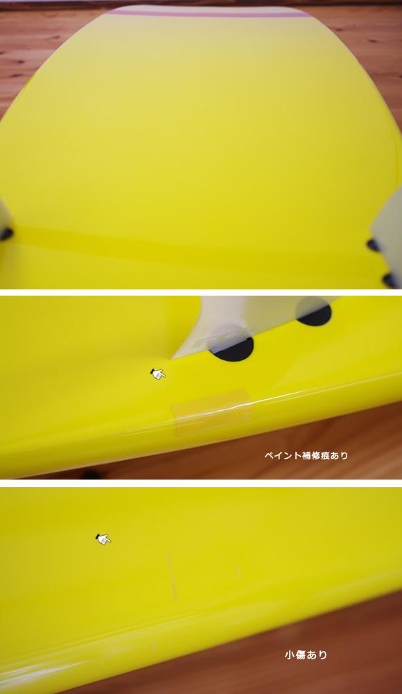 HOMIE 中古ファンボード7`6 condition/repair bno96291011e