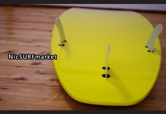 HOMIE 中古ファンボード7`6 bottom-design bno96291011im2