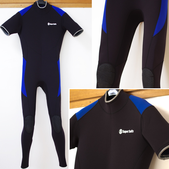 Super Suits 中古ウェットスーツ 3/2mm シーガル bno96291015a