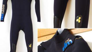 the rlm rubber 中古ウェットスーツ 3/2mm フルスーツ bno96291018a
