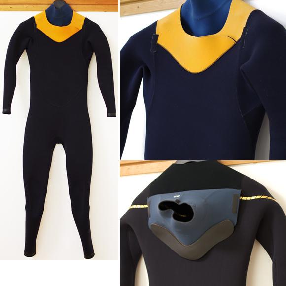 the rlm rubber 中古ウェットスーツ 3/2mm フルスーツ conditon bno96291018c