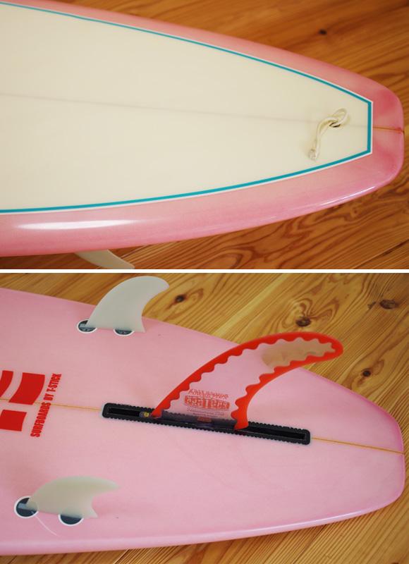 T-STICK 中古ファンボード 6`10 fin/tail bno96291028d