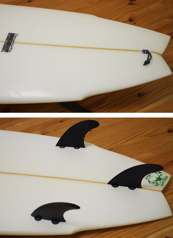 double bubble 中古ファンボード 6`10 fin/tail bno96291029d
